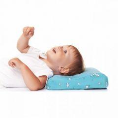 Детская подушка Trelax Prima (от 1,5 до 3 лет) c эффектом памяти.