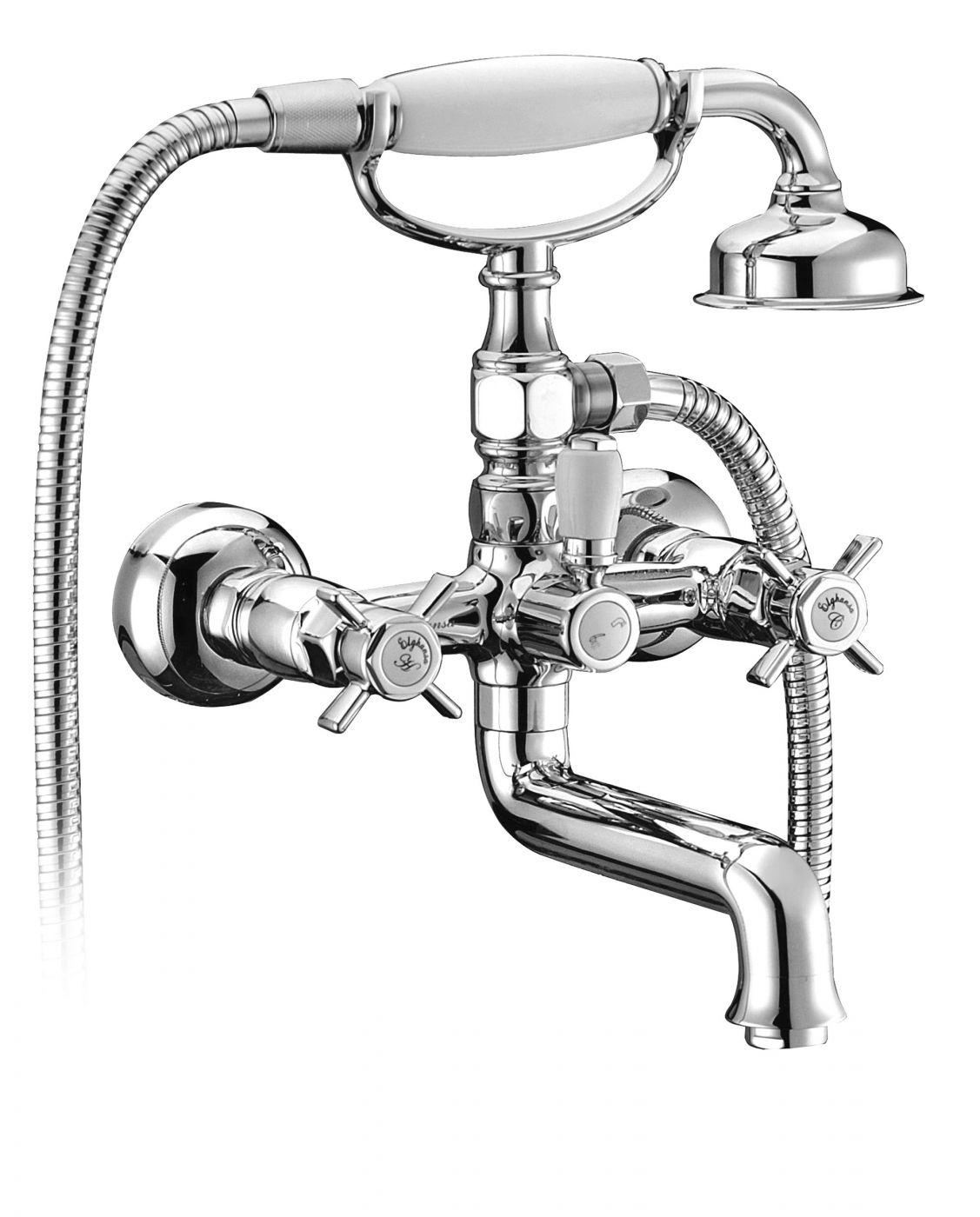 Смеситель для ванны Elghansa Praktic 2322660 (хром)