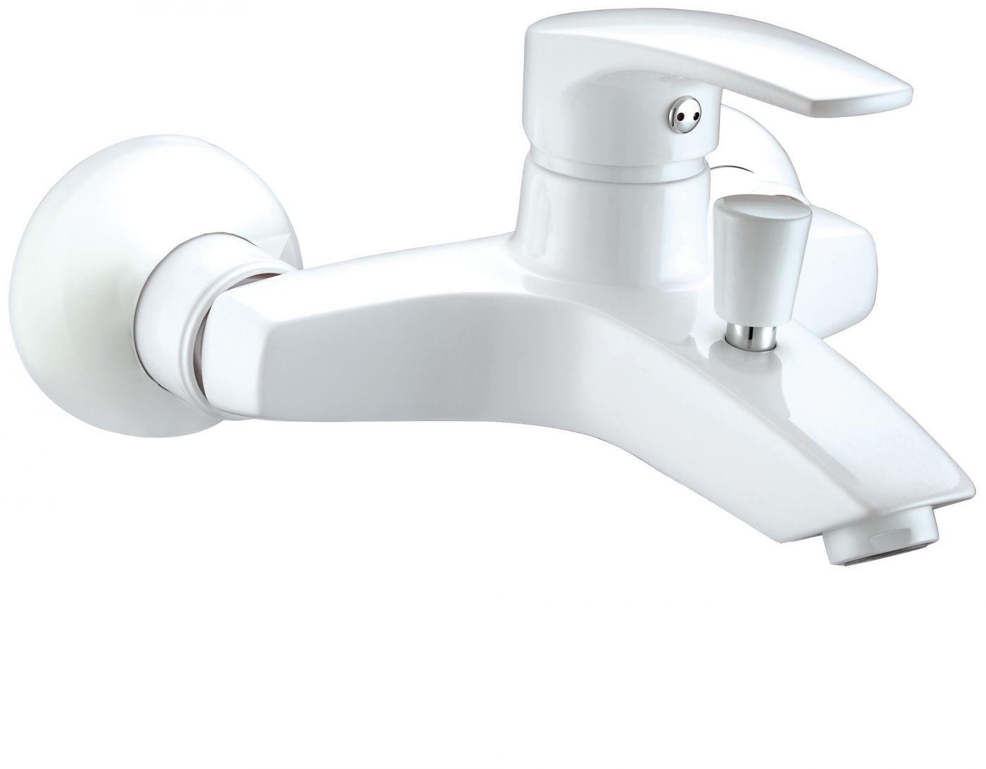 Смеситель для ванны Elghansa Monica 2322319 (белый)