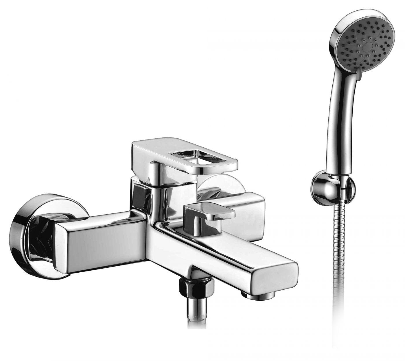 Смеситель для ванны Elghansa Mondschein 2320233 (хром)