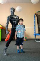 Костюм черного Спайдермена (Spider-Man)