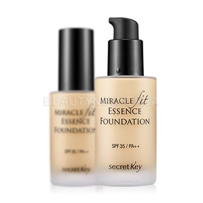 Secret Key Miracle Тональная основа жидкая Miracle Fit Essence Foundation