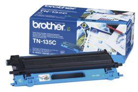 Картридж оригинальный Brother TN-135C (4000 стр.) синий