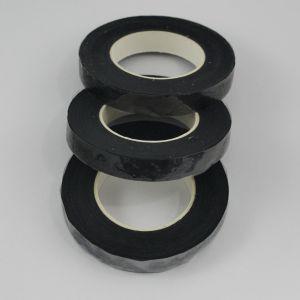 `Флористическая лента (тейп лента), ширина 12 мм, цвет черный