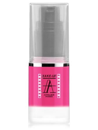 Make-Up Atelier Paris HD Fluid Blush AIRRN1 Natural pink Румяна-флюид HD натуральный розовый