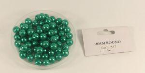 `Бусины, диаметр 10 мм, цвет В57, 10 шт