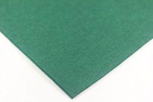 Фетр листовой, толщина 1 мм, размер 30х30 см, цвет №45 темно-зеленый (1уп = 4 листа)