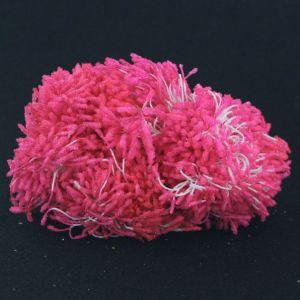 """`Тычинки """"стеклярус"""" двухсторонние, размер 2х60 мм, цвет розовый, 1 уп = 70-80 тычинок"""