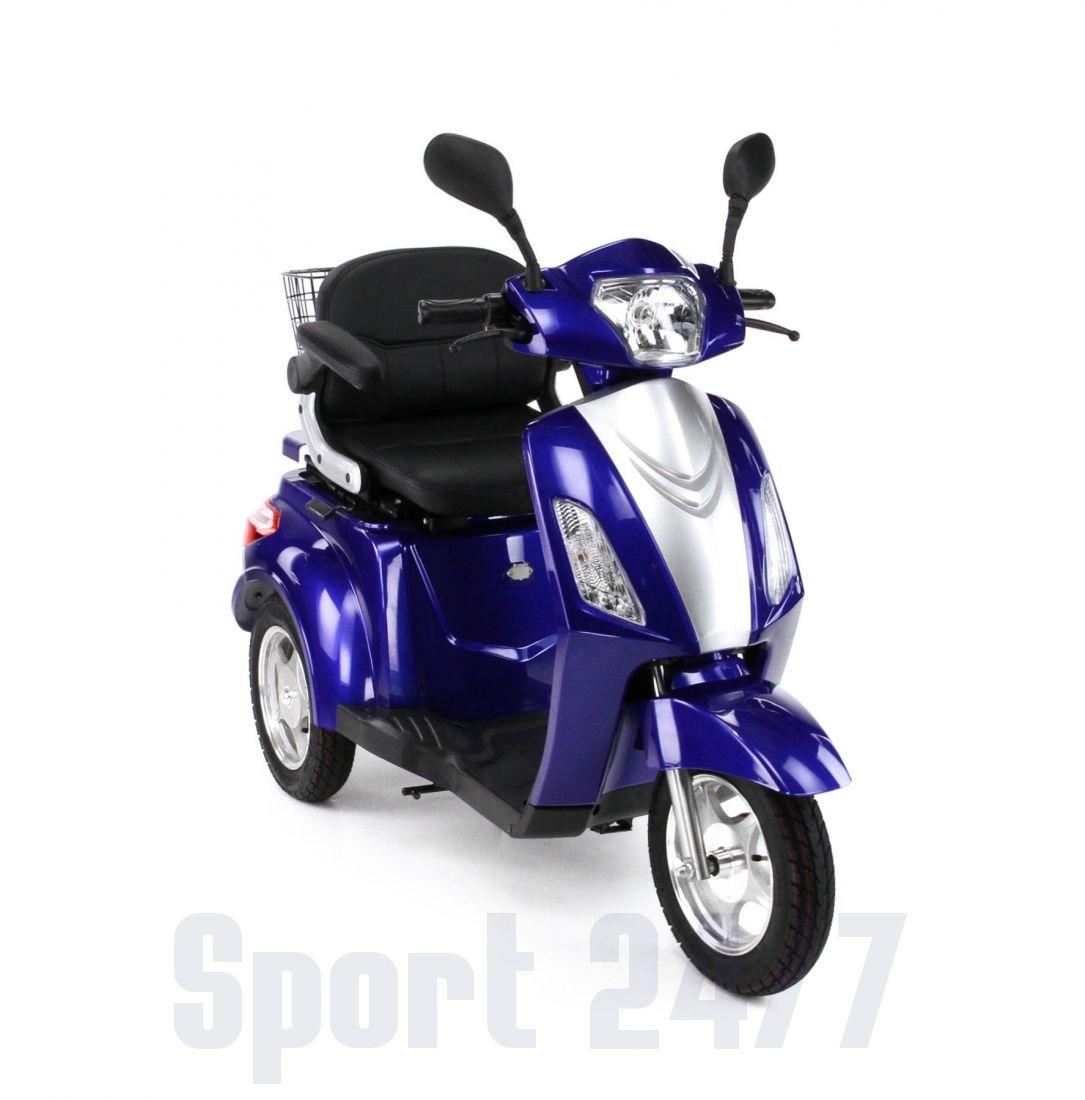 Трицикл - трехколесный скутер TRIKE (612-01)