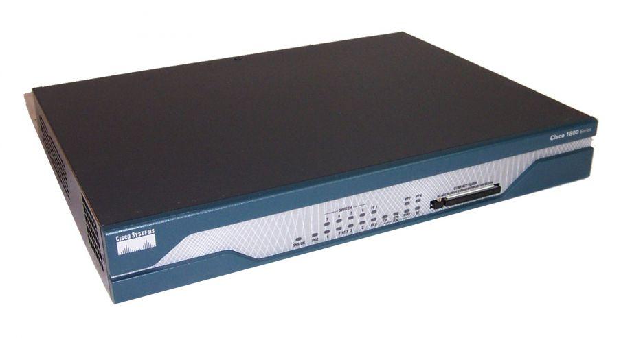 Маршрутизатор Cisco 1812