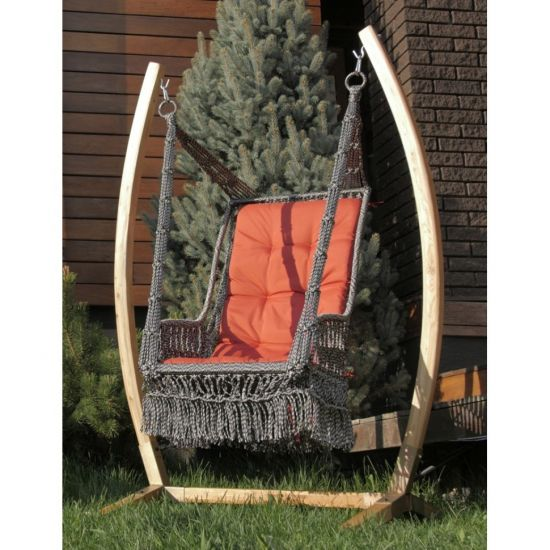 Подвесное кресло качели ИНКА (комплект)