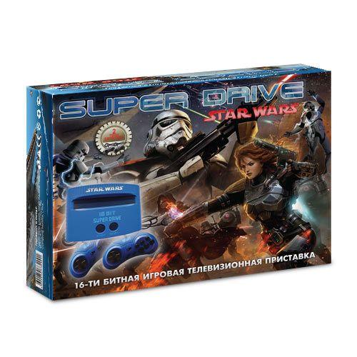 Sega Super Drive Star Wars (8-in-1)