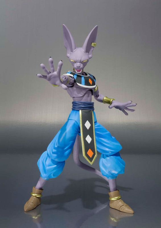 "Фигурка S.H. Figuarts - Beerus ""Dragon Ball Super"""