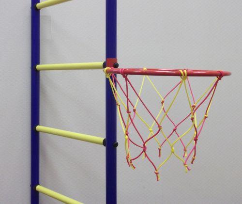 Кольцо баскетбольное с креплением к трубе