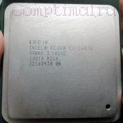 Процессор Intel Xeon E5-2687w-v1
