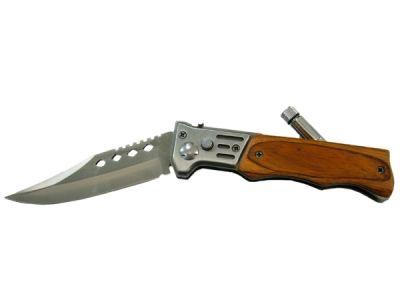 Нож Следопыт НТ-102 с фонариком