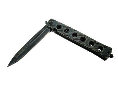 Нож Следопыт НТ-124 с клипсой