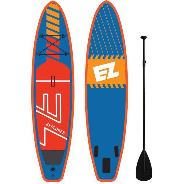 Надувная SUP доска EZ Explorer 2016