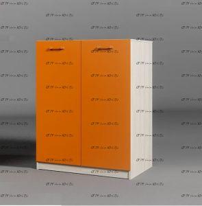 Шкафной модуль Фанки Сити ФС-14