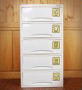 НОВИНКА HN7-505 Baby Step(5) (большой) Детский комод для хранения 5-х секционный Haenim toys