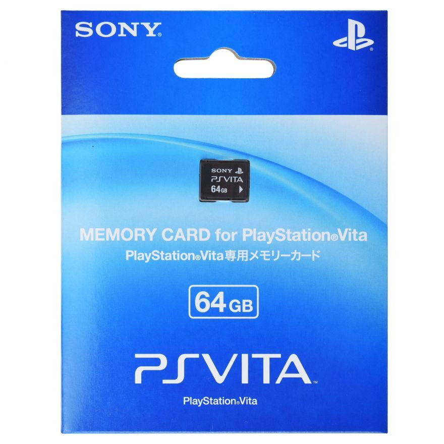 Карта памяти 64 GB для Sony PS Vita