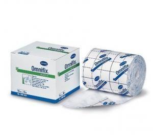 Omnifix/Омнификс - фиксирующий пластырь из неткан. матер. /белый/:2 м х 10 см