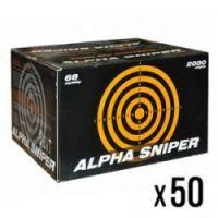 Шары Alpha Sniper - 50 коробок