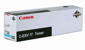 Тонер оригинальный CANON C-EXV17 Cyan