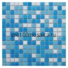 Aqua-10 (JC110). Мозаика для бассейнов 20*20 серия CLASSIC, размер, мм: 327*327*4мм (ORRO Mosaic)