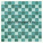 Aquifer 4 мм. Мозаика серия CRISTAL, вид MIX (СМЕСИ),  размер, мм: 295*295 (ORRO Mosaic)