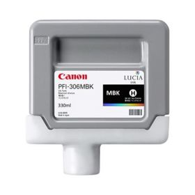 Картридж оригинальный CANON PFI-306MBK Matte Black 330ml