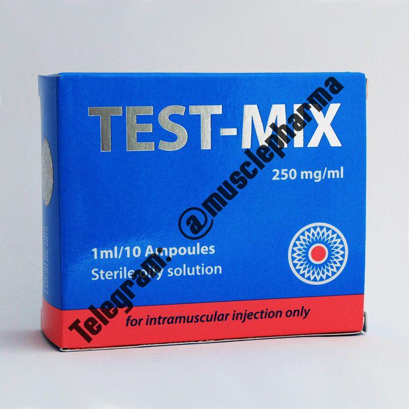 TEST-MIX (СУСТАНОН). 1 ампула * 1 мл.