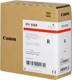 Картридж оригинальный CANON PFI-306R Red
