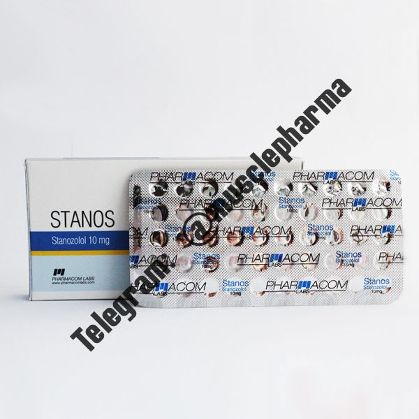STANOS (PHARMACOM LABS)  100 таб  по 10 мг