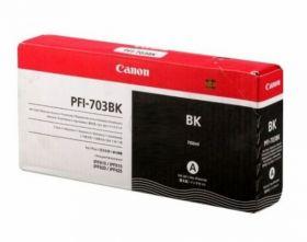 Картридж оригинальный CANON PFI-703BK  Black