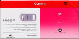 Картридж оригинальный CANON PFI-703M  Magenta (3 PCS)