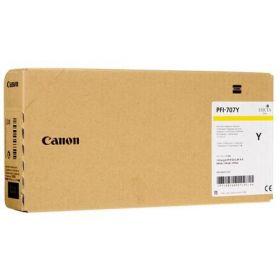 Картридж оригинальный CANON PFI-707 Y Yellow