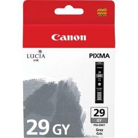 Картридж оригинальный CANON PGI-29 GY Gray