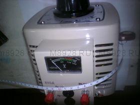 Латр TDGC2-2  2квт. 8А. Энергия
