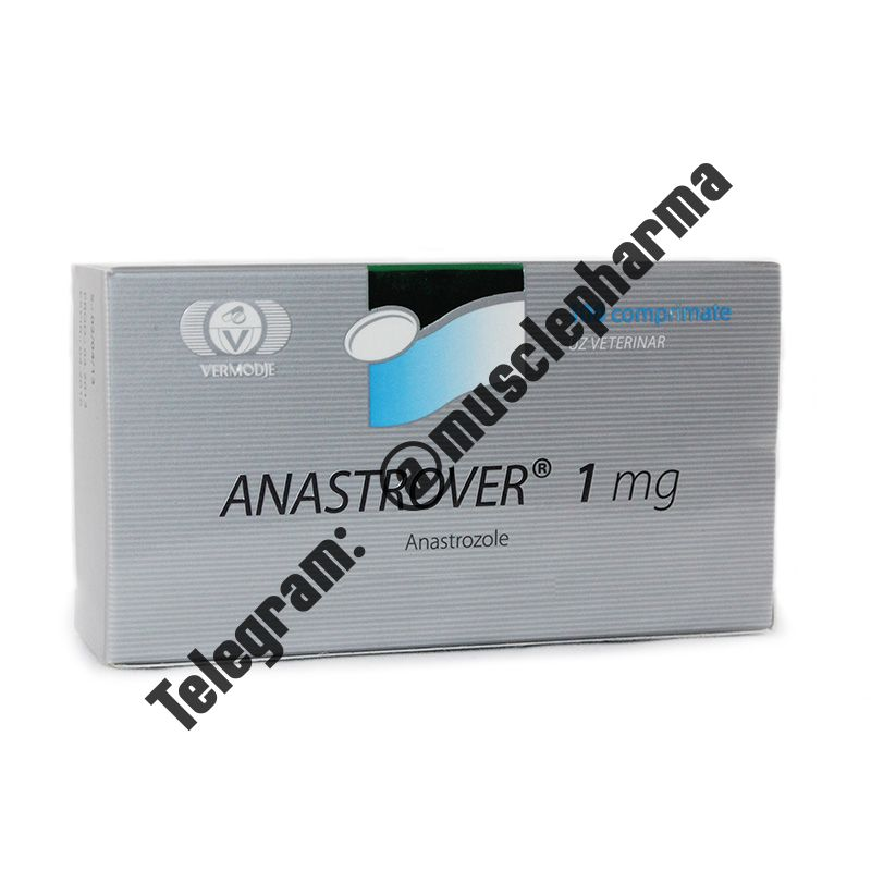 ANASTROVER (АНАСТРОЗОЛОЛ). 25 таб. по 1 мг.