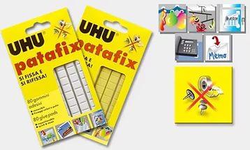 Клеящие подушечки UHU Tac Patafix