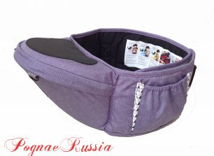 "Хипсит Pognae (Понье) No5 ""Purple"" (сиденье)"