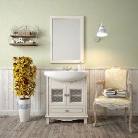 Комплект мебели для ванной Opadiris Омега 65