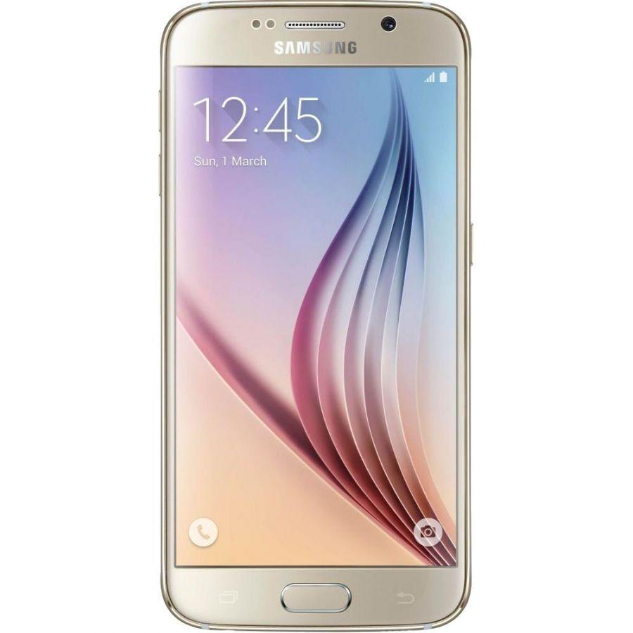 Samsung Смартфон Galaxy S6 LTE 32 ГБ ослепительная платина
