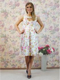 Платье П-713 БЦ для будущих мамочек