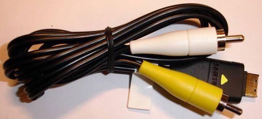 A/V кабель фото Samsung SCC-AV20 (20pin)