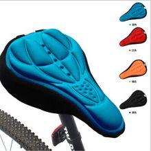 Силиконовый чехол на седло для велосипеда Синий