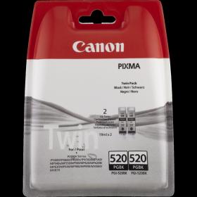 Картридж оригинальный CANON PGI-520 BK (TWIN) двойная упаковка