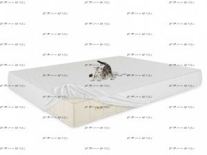 Наматрасник защитный Benartti Cotton Plus