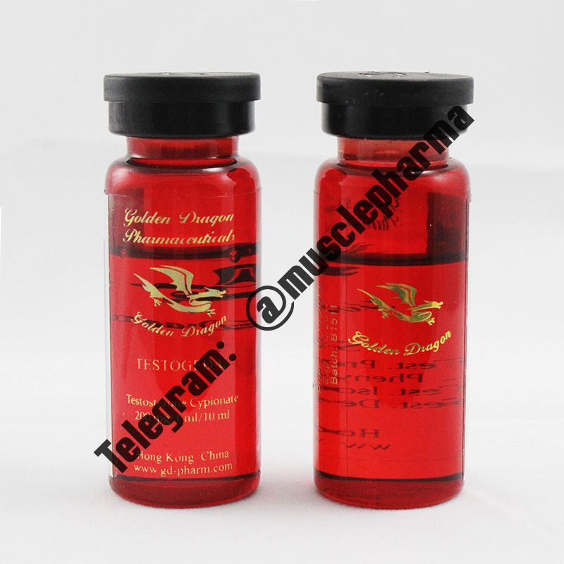 Testoged C-200 (testosterone cypionate)